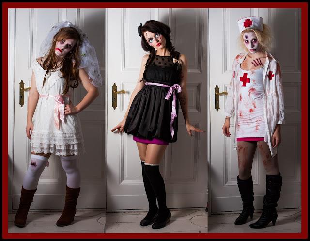bloody mary kostüm