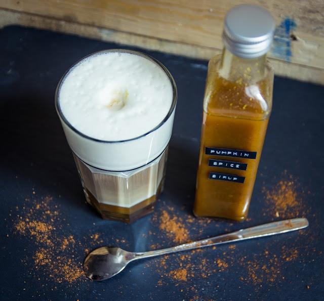 Pumpkin Spice Latte Sirup