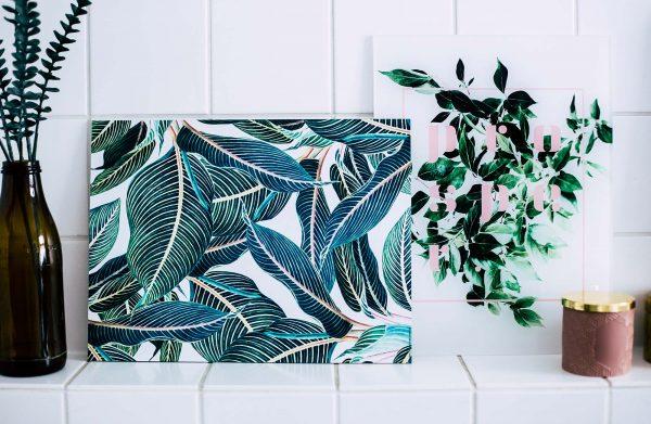 Gallery Wall | Bilderwand | Alu-Dibond & Acrylglas