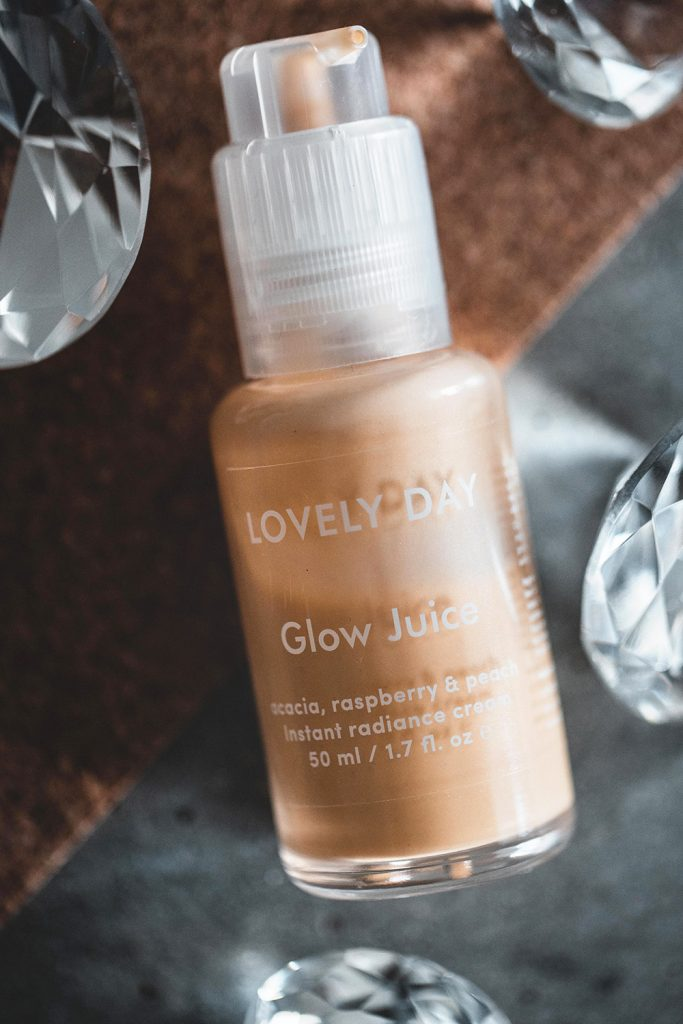 Clean Beauty Favoriten : Glow Juice von Lovely Day