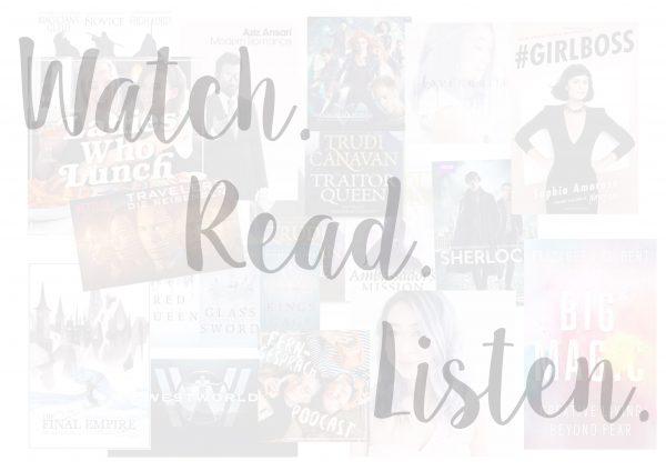 Watch.Read.Listen. Ep.1