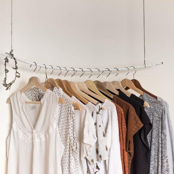 Kleiderschrank ausmisten Capsule Wardrobe